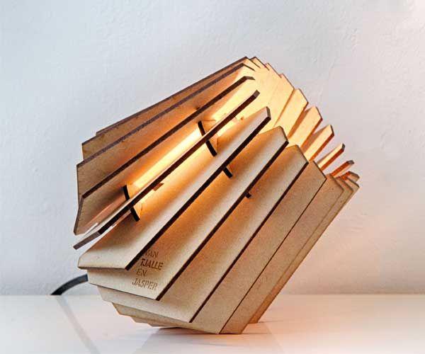 CP-mini Spot by Van Tjalle en Jasper made in The Netherlands on CrowdyHouse