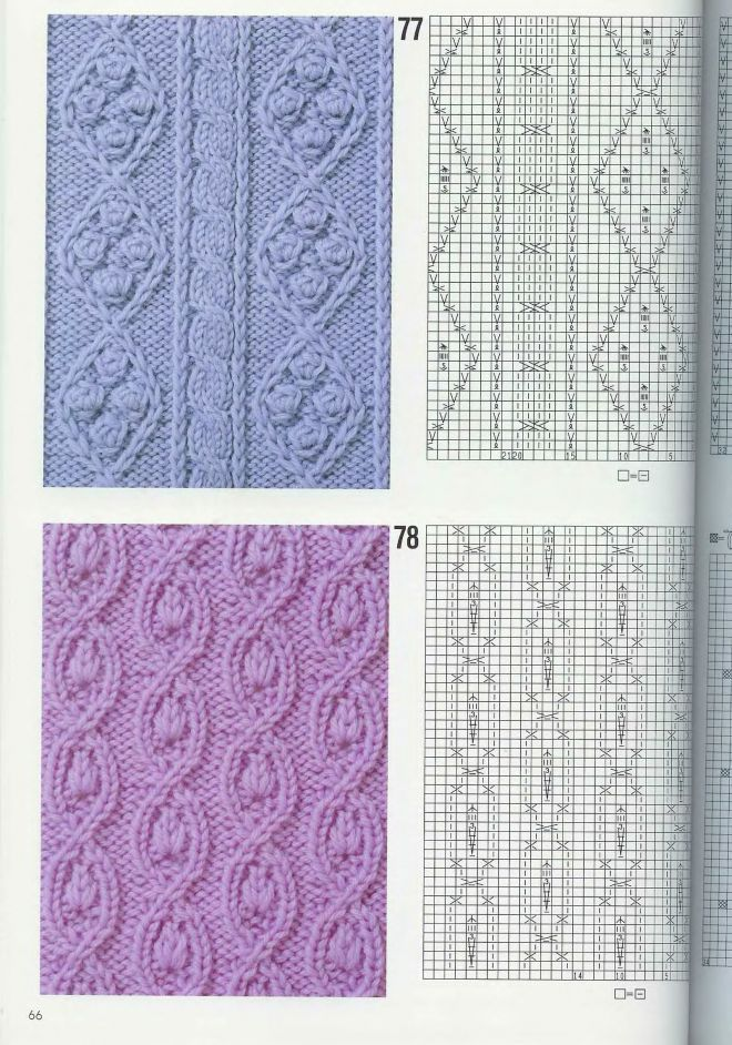 Knitting Charts Flowers : Best images about knitting flowers leaves vines etc
