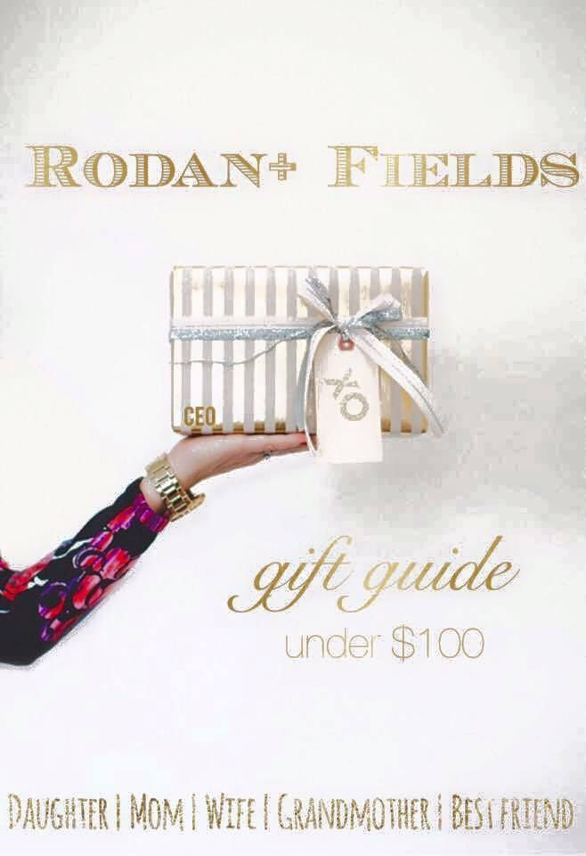 Holiday Gift Guide - Rodan and Fields