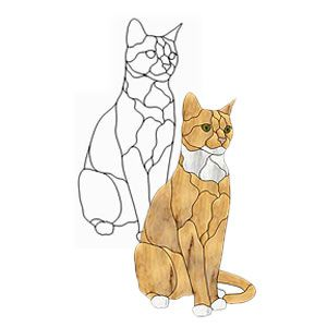 Cat Obsession Pattern