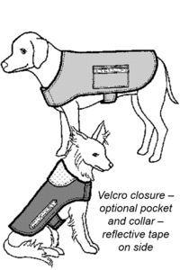 Hundemantel Schnittmuster GP553                                                                                                                                                                                 Mehr