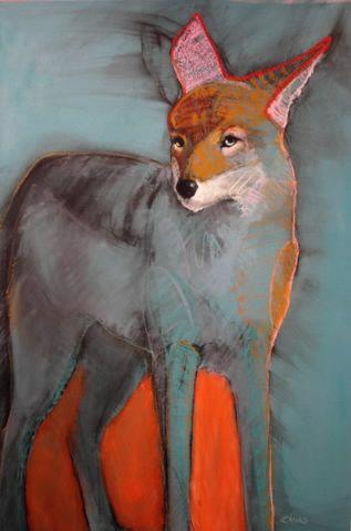 Donya Coyote by Rebecca Haines