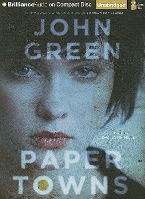 Audiobook Review: Paper Towns by John Green