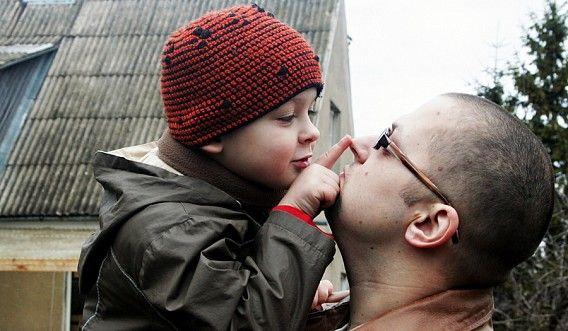 Sūnus ir tėtis