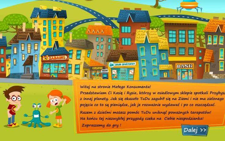mały konsument - ekonomia dla dzieci