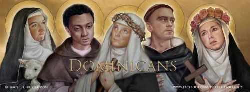 All Saints' Day - Dominicans (St. Agnes of Montepulciano, St. Martin de Porres, St. Catherine of Siena, St. Dominic, St. Rose of Lima, pray for us!)