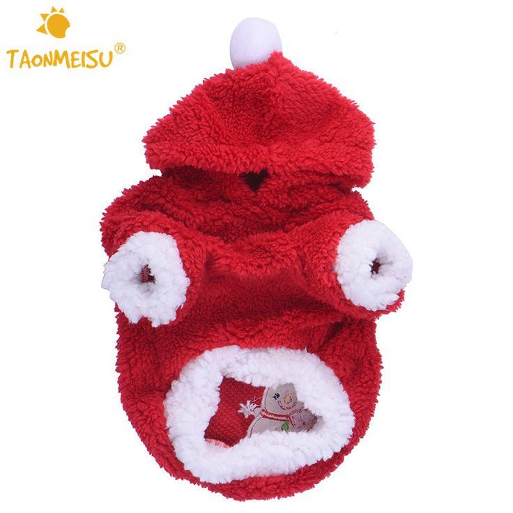 TAONMEISU Fleece Snowman Pets Dog Cat Jacket Soft Warm Santa Snow Man Costume Clothes New Deign Pet Doggy Puppy Coat // FREE Shipping //     Get it here ---> https://thepetscastle.com/taonmeisu-fleece-snowman-pets-dog-cat-jacket-soft-warm-santa-snow-man-costume-clothes-new-deign-pet-doggy-puppy-coat/    #lovecats #lovepuppies #lovekittens #furry #eyes #dogsitting