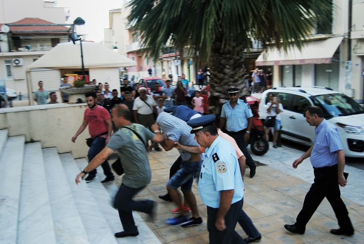 Five of the 9 Men Accused In Death of Texas Man In Greece Jailed As Video of Beating Emerges
