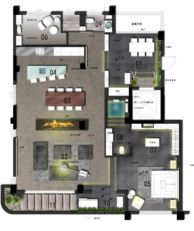 11 best PLANS images on Pinterest Architecture drawing plan, Floor - Concevoir Sa Maison En 3d