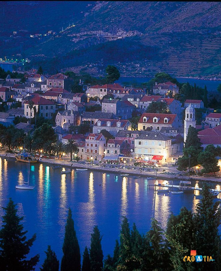 Cavtat, it's beautiful to be there