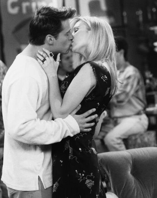 aww tho cliche I thought Joey and Phoebe woulda been cute together!