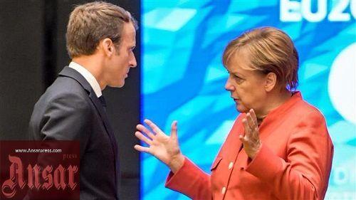 Merkel, Macron outline plans for post-Brexit EU  http://ansarpress.com/english/8955  #Germany #Angela_Merkel #Emmanuel_Macron #France