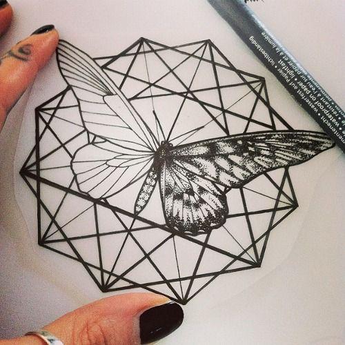 дотворк эскизы треугольники - Поиск в Google