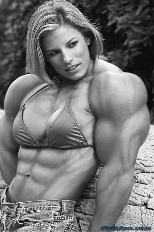 muscular women | Female Bodybuilders | Pinterest