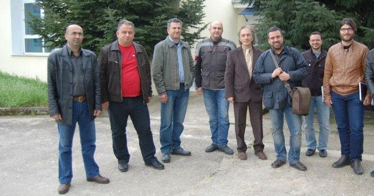 """IRTC : Σεμινάριο """"Υδροπονικό Θερμοκήπιο και Συμβολαιακή Γεωργία"""" - KEK Δήμητρα- 05/04/2013"""