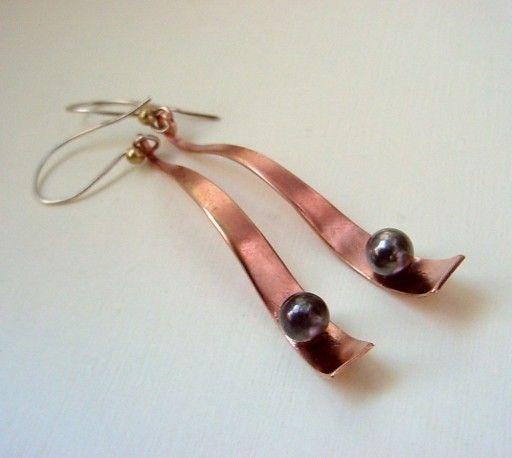 Kolczyki Autorskie od Atelier Glass Design