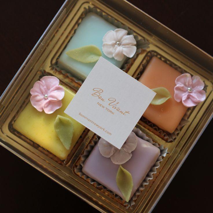 70 Best Petit Cakes And Petit Fours Demitasse Images On Pinterest