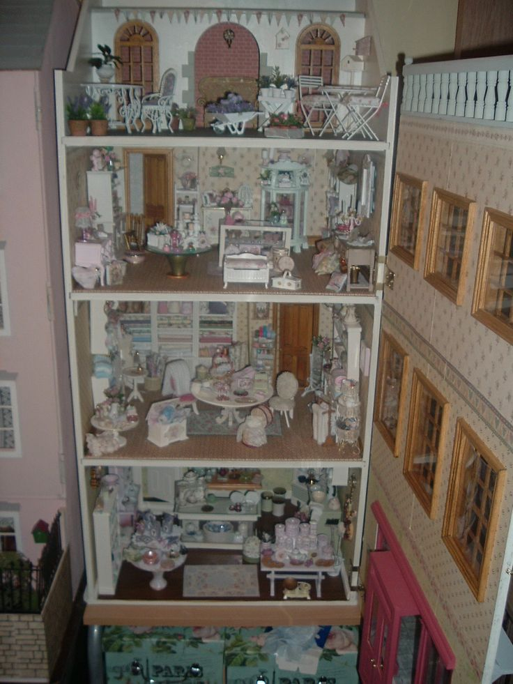 82 Best Images About Dollhouses Interior 2 On Pinterest Robins Miniature