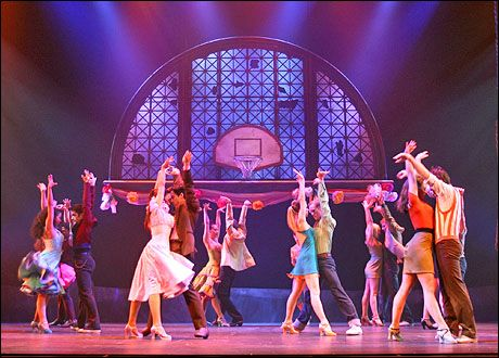 The Cast of Broadway's West Side Story - Amazing production