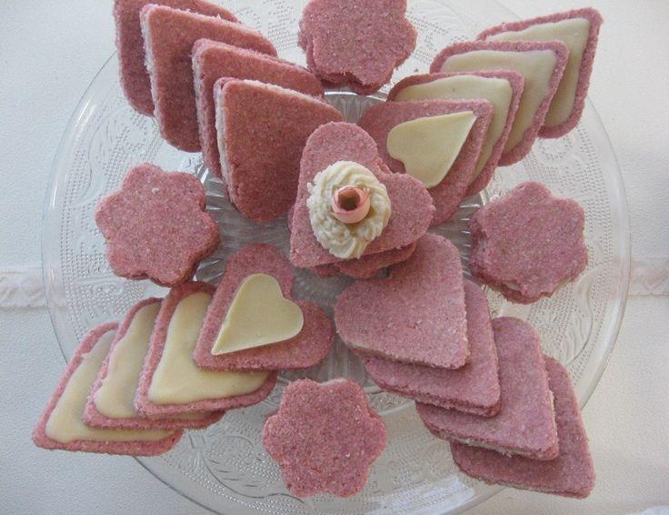 Raw Sweet Hearts Cookies By Almha Rhais
