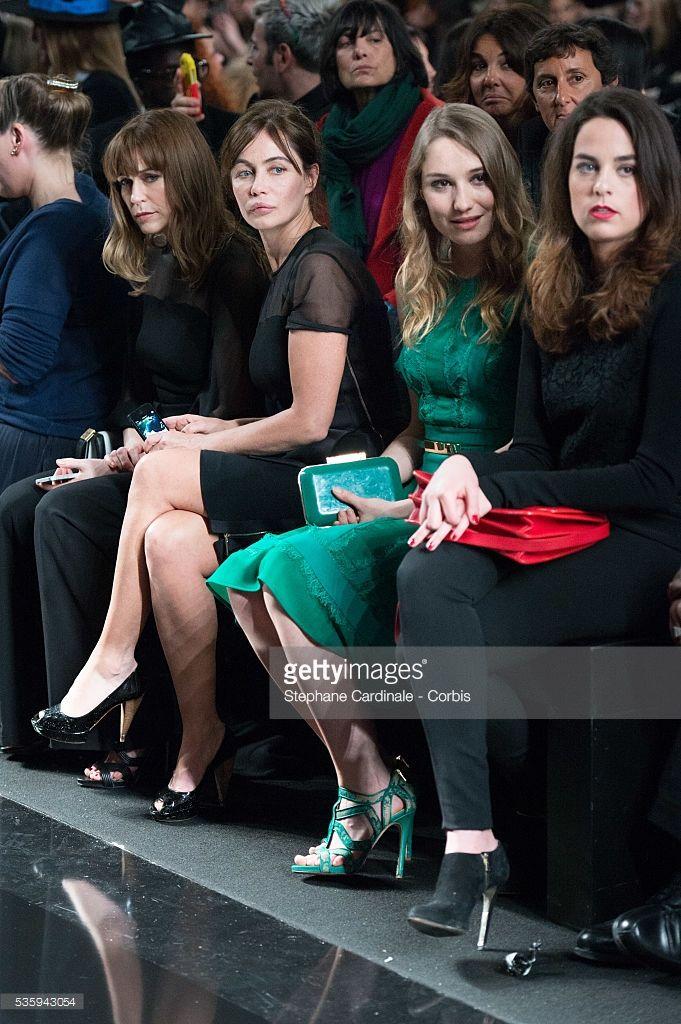 Photo d'actualité : Marie-Josee Croze, Emmanuelle Beart, Deborah...