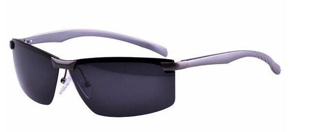 $8.75 (Buy here: https://alitems.com/g/1e8d114494ebda23ff8b16525dc3e8/?i=5&ulp=https%3A%2F%2Fwww.aliexpress.com%2Fitem%2FPolarized-Glasses-for-Fishing-Rimless-Sunglasses-for-Men-Oculos-Original-New-2015-Gunmetal-Frame-Spring-Hinge%2F32367792545.html ) Polarized Glasses for Fishing Rimless Sunglasses for Men Oculos Original New 2015 Gunmetal Frame Spring Hinge TAC Grey Lens for just $8.75