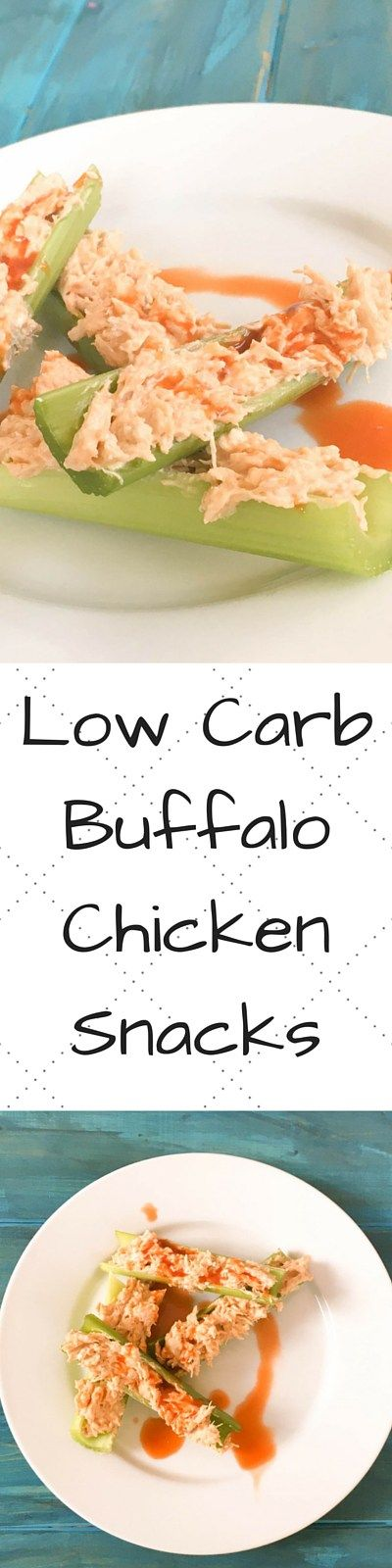 Low carb Buffalo Chicken snacks are a perfect alternative to the heavy dips and chip options. Spice up your lunchbox with these low carb spicy buffalo snack