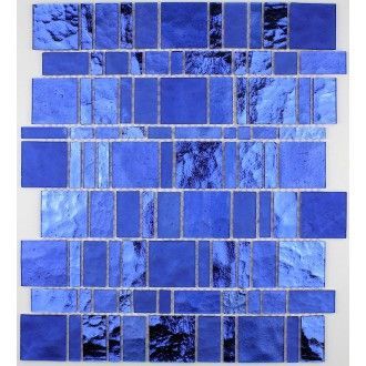 26 best mosaique bleu images on pinterest | bath design, bathroom ... - Mosaique Bleu Salle De Bain
