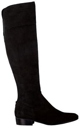 Zwarte Lamica Lange laarzen TORY JUM