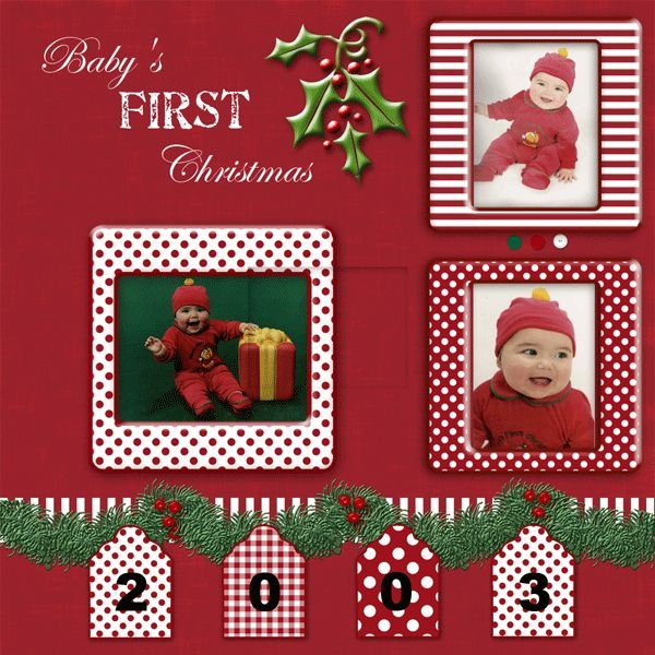 baby first christmas scrapbook ideas | 26db2ad219091dbb397761547db6b4da.jpg