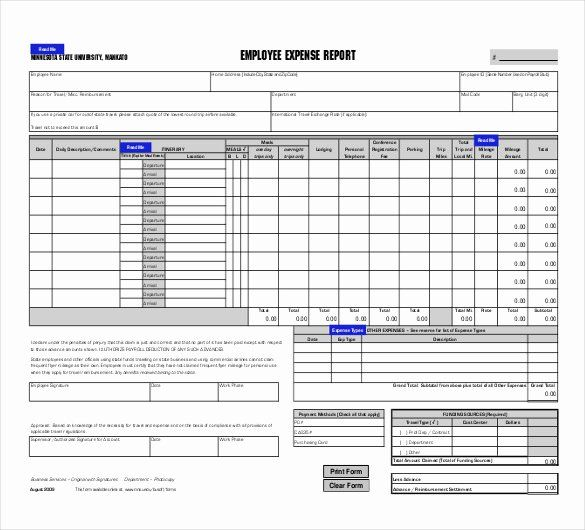 Excel Expense Report Template Best Of 27 Expense Report Templates Pdf Doc In 2021 Report Template Document Management System Excel