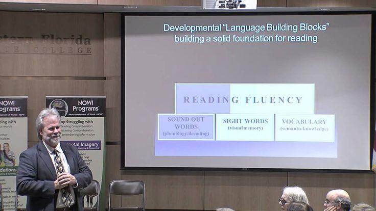 Dyslexia - A Developmental Building Blocks model of essential Reading skills - Dr Tim Conway - YouTube