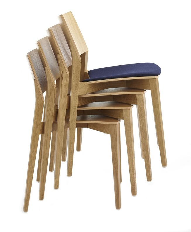 Centro Dining Chair Mce1 Uph Oak Connection Chair