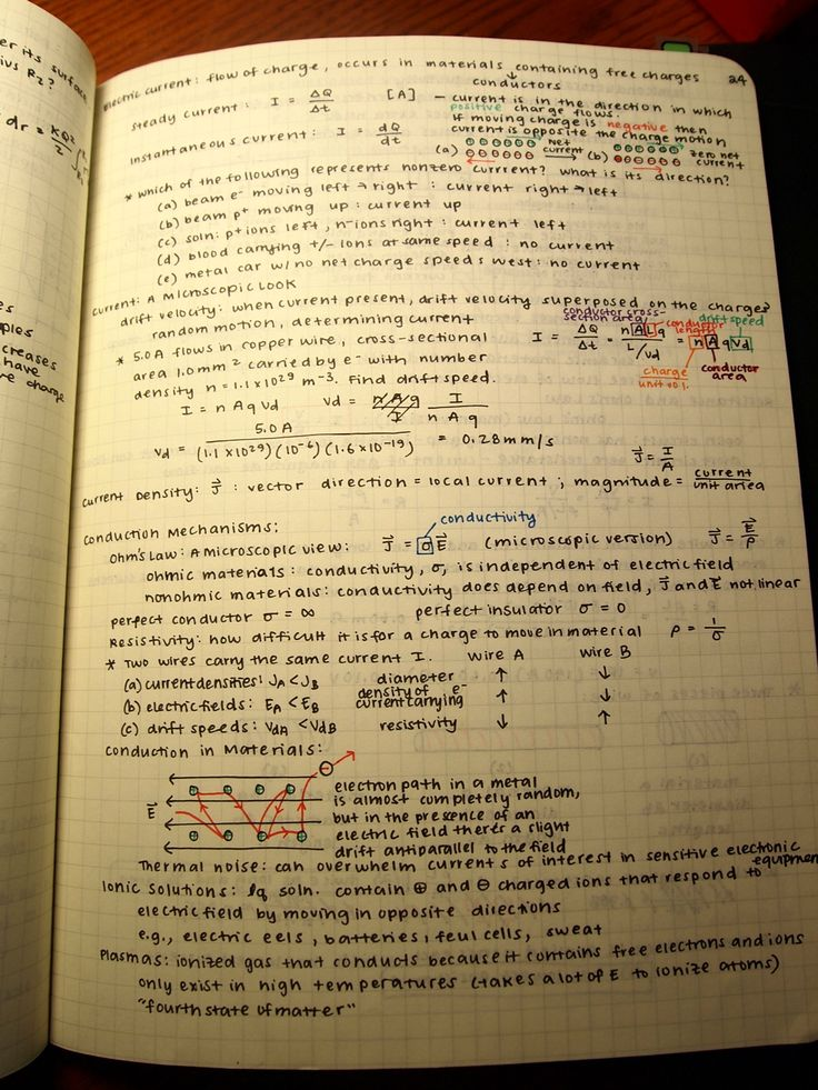 Best study notes images on pinterest