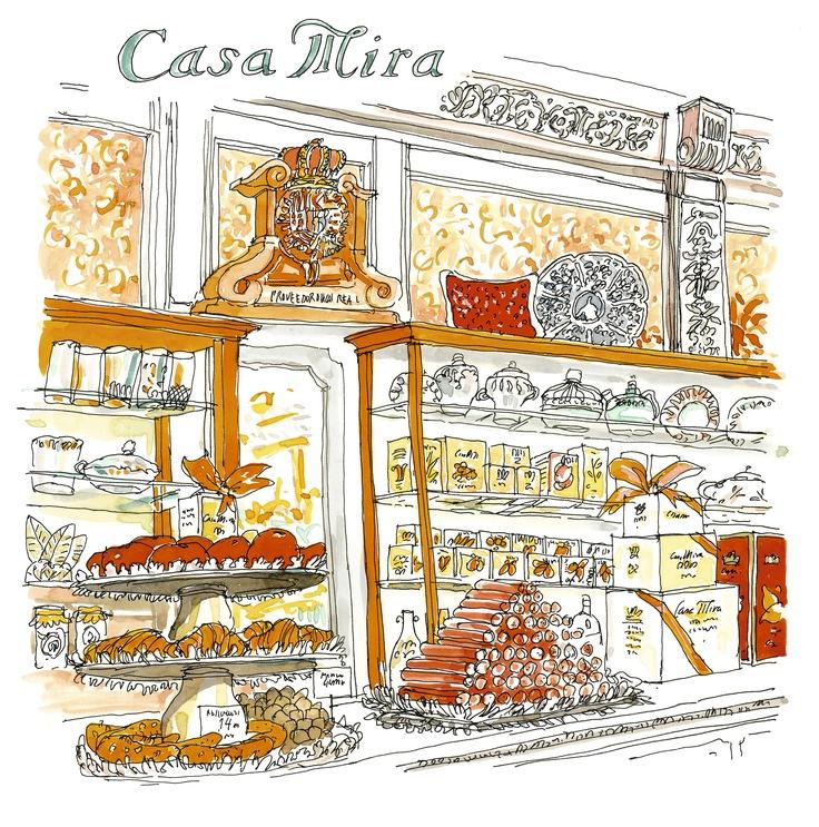 Casa Mira. Madrid.