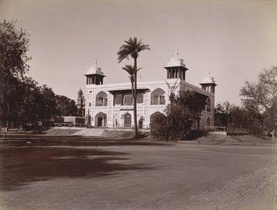 Punjab Public Library, Lahore, 1870s