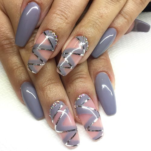 Best Instagram Nails of 2017 - 66 Trending Nail Designs - 187 Best Nail Designs Images On Pinterest