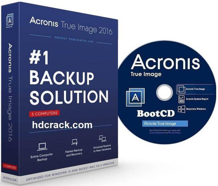 Acronis True Image 2016 Crack + Activation Key Full Version Free Download…