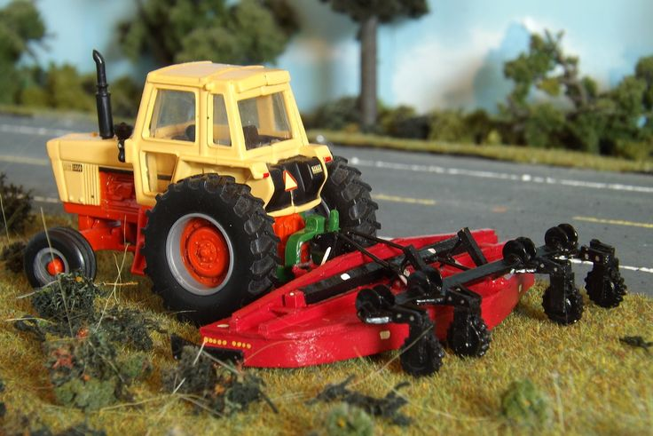 Model Farm Monday Week 193 | Customs & Display Journals ® | Toy Talk | The Toy Tractor Times Online Magazine