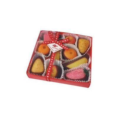 Ko-Koa Chocolate Dipped Marzipan Fruits