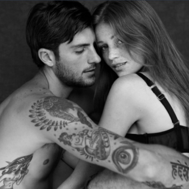 Rafael Lazzini couple