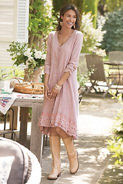 Genevieve Dress from Soft Surroundings