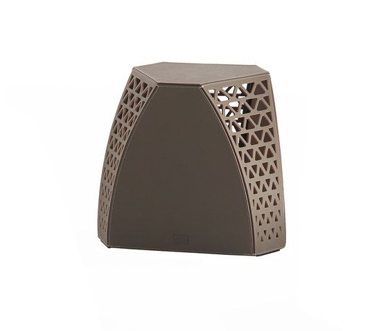 Side tables | Tables | Hudson | Poltrona Frau | Virginia Harper. Check it out on Architonic