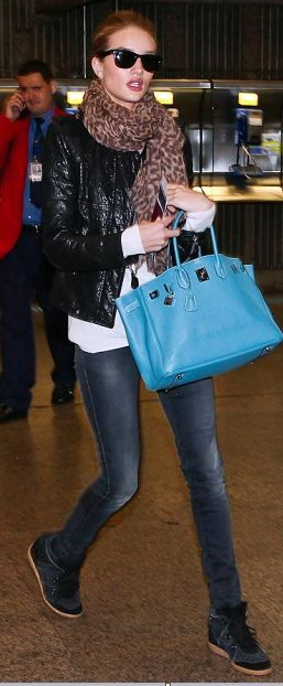Rosie - airport style with Isabel Marant sneakers black #isabelmarant #sneakers #boots #shoes #ukisabelmarant