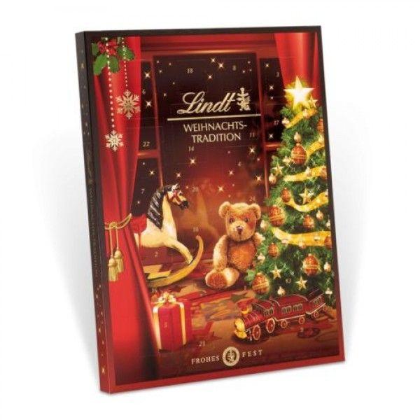 Lindt Christmas Tradition Advent Calendar 253 g