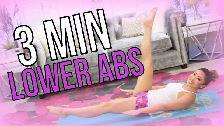 Time to KILL your lower belly pooch with this quick 3 min workout! 7 POP Pilates moves, 30 seconds each, nonstop, no breaks. Ready? GO.