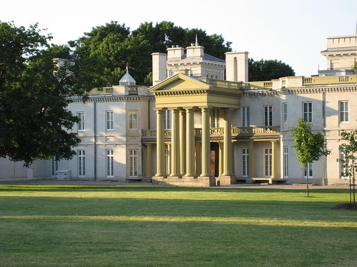 Dundurn Castle- this is where I'm getting married!