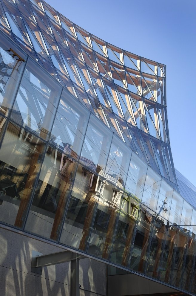The Art Gallery of Ontario – Architizer