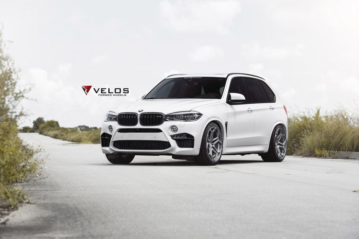 #BMW #F85 #X5M #SUV #AlpineWhite #VelosDesignwerks #Monster #Muscle #Outdoor #Provocative #Eyes #Sexy #Hot #Handsome #Burn #Fast #Strong #Lİve #Life #Love #Follow #Your #Heart #BMWLife
