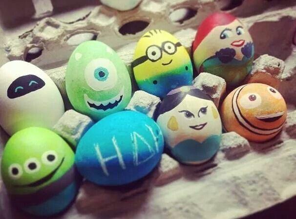 17 Best Ideas About Disney Easter Eggs On Pinterest